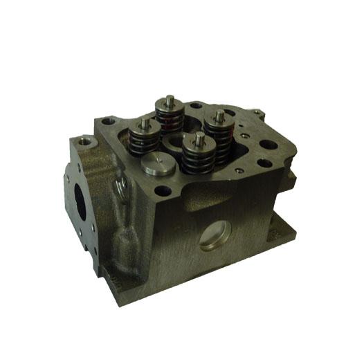 Глава за двигател к-т с клапани